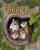 Squirrel's family tree Book Cover