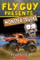 Fly guy presents : monster trucks Book Cover