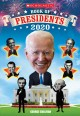Scholastic Book of Presidents 2020 Book Cover
