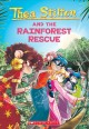 Thea Stilton and the rainforest rescue Book Cover