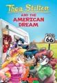 Thea Stilton and the American dream Book Cover