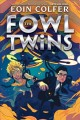 The Fowl twins Book Cover