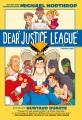 Dear Justice League Book Cover
