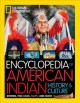 Encyclopedia of American Indian history & culture : stories, time lines, maps, and more Book Cover