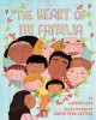 The heart of mi familia Book Cover