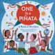 One is a piñata : a book of numbers Book Cover