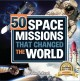 50 space missions that changed the world Book Cover