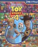 Toy story 4 Book Cover
