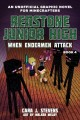 Redstone Junior High. Book 4, When Endermen attack : an unofficial graphic novel for Minecrafters Book Cover