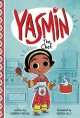 Yasmin the chef Book Cover
