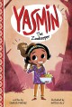 Yasmin the zookeeper Book Cover