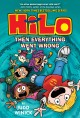 Hilo. Book 5, Then everything went wrong Book Cover