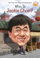 Who is Jackie Chan? Book Cover