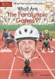 What are the paralympic games? Book Cover