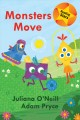 Monsters move Book Cover