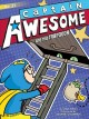 Captain Awesome and the trapdoor Book Cover