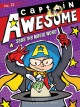 Captain Awesome says the magic word Book Cover