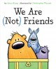 We are (not) friends Book Cover
