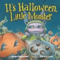 It's Halloween, Little Monster Book Cover