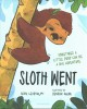 Sloth went Book Cover