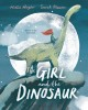 The girl and the dinosaur Book Cover