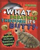 What breathes through its butt? : mind-blowing science questions answered Book Cover