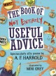 The book of not entirely useful advice Book Cover
