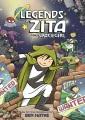 Legends of Zita the spacegirl Book Cover