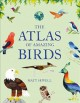 The atlas of amazing birds Book Cover