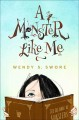 A monster like me Book Cover