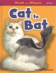 Cat to bat Book Cover