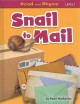 Snail to mail Book Cover