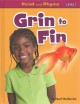 Grin to fin Book Cover