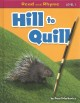 Hill to quill Book Cover