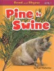 Pine to Swine Book Cover