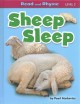 Sheep sleep Book Cover