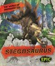 Stegosaurus Book Cover