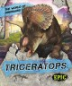 Triceratops Book Cover