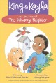 King & Kayla and the case of the unhappy neighbor Book Cover