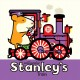 Stanley's train Book Cover