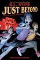 Just beyond . The scare school Book Cover