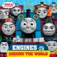 Engines around the world Book Cover