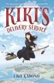Kiki's delivery service Book Cover