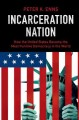 Book jacket for Incarceration nation : how the United States became the most punitive democracy in the world
