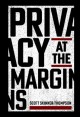 Book jacket for Privacy at the margins