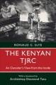 Book jacket for The Kenyan TJRC : an outsider's view from the inside