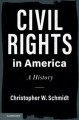 Book jacket for Civil rights in America : a history