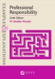 Book jacket for Professional responsibility