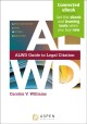 Book jacket for ALWD guide to legal citation
