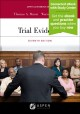 Book jacket for Trial evidence